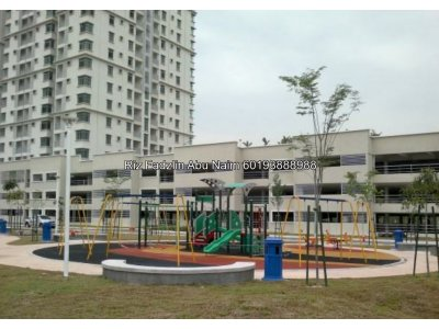 Kristal View Apartment, Section 7, near ICity, Shah Alam
