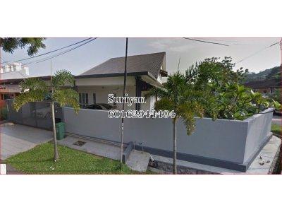 2 Storey Terrace Link House at Taman Yarl, Old Klang Road, Kuala Lumpur