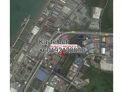 Industrial Land at Pulau Indah, Port Klang, Selangor