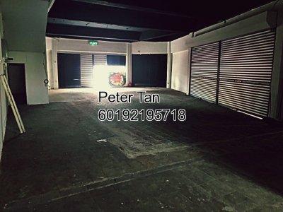 Corner Shop and Intermediate @ SS4D, Kelana Jaya, PJ