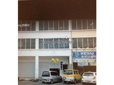 3sty Shop Lot Serendah, Rawang For Sale