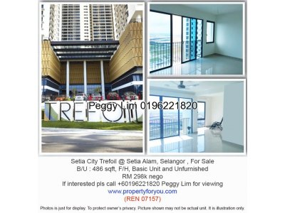 Trefoil Studio @ Setia City Trefoil, Setia Alam