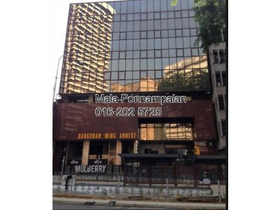 Bangunan Ming, Jalan Bukit Nanas