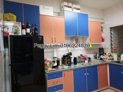 Sri Bayu Apartment, Bandar Puchong Jaya, Puchong, For Sale