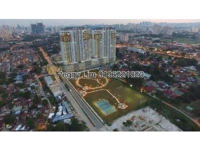 Bayu Condo Sentul For Sale, Sentul Kuala Lumpur