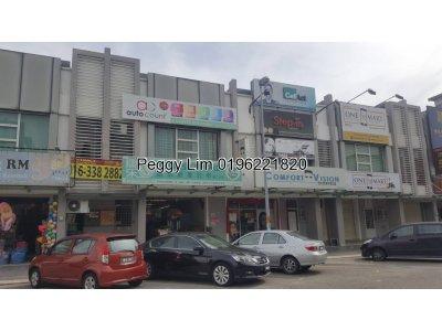 2Storey Shop Lot Bandar Bukit Raja For Sale, Klang Selangor