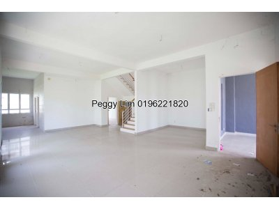 2sty Terrace Semi Detached House For Sale, Section U10, Taman Greenhill, Shah Alam, 56x112, freehold