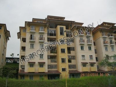 Andari Town Villa, Selayang Heights (SOLD)