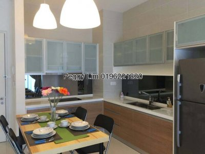 Mirage Residence Condo, KLCC For Rent