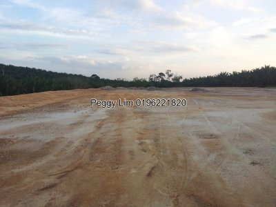 27.36 Acres Industrial Land For Sale at Jalan Ulu Choh, Johor.