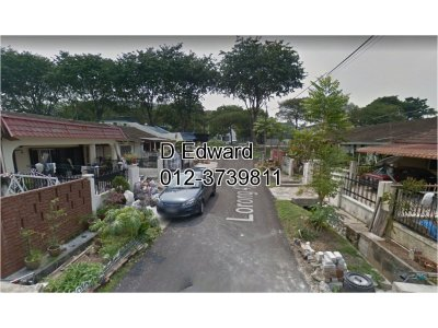 Single Storey Terrace House in Section 4, PJ Old Town, PJ