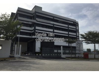 4 Storey Office 3 Storey Warehouse at U8 Bukit Jelutong, Shah Alam