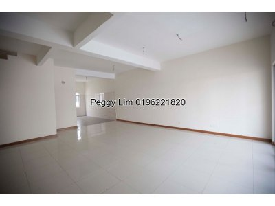 3sty Terrace House For Sale ,Batu 14, Aman Ria, Meranti Jaya, 24x75