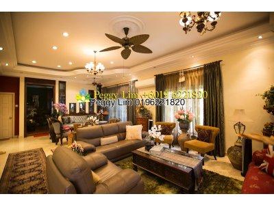 2sty Semi D House For Sale, Ukay Prima, Kemensah, Kuala Lumpur