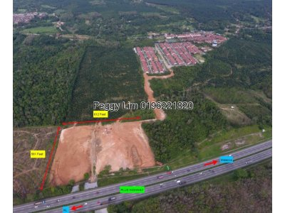 Pedas Agricultural Land For Sale , Seremban, 6.75acres