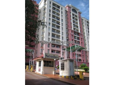 Sutramas Apartment To Let Puchong
