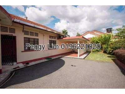 Bungalow House Jalan 5/12, Petaling Jaya For Sale