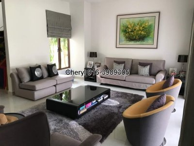 2 Storey Semi-D Bungalow in TTDI KL
