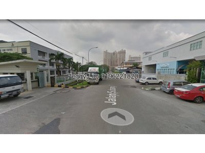 3 Storey Semi Detached Factory for Sale, USJ 1, Subang Jaya