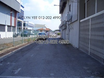 2-1/2 Storey Semi-Detached Factory @ Temasya Industrial Park, Glenmarie, Shah Alam