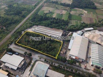 Kawasan Perindustrian PKNS, 3.727 acres Industrial land For Sale, Selangor