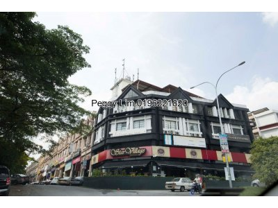 Shop Lot For Sale Desa Aman Puri, Kepong