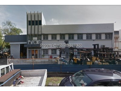 1 storey factory with 2 storey office for Rent @ Subang Jaya SS13