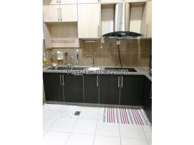 TownHouse for Sale, Antilla, Kota Kemuning