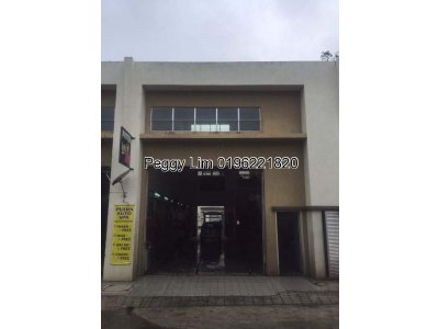 1 1/2 Storey Warehouse, For Sale, Jalan Industri Putra, Putrajaya