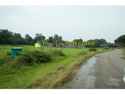 A'Famosa Bungalow Land For Sale, Alor Gajah, Melaka, 7696sq ft