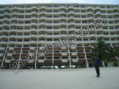 Tanjong Tuan Apartment for Sale