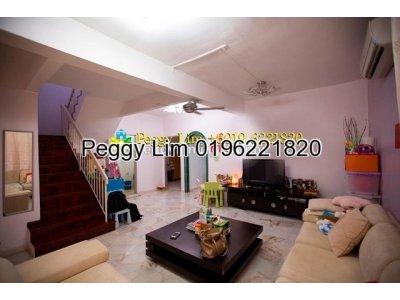 Semi-D House Putra Perdana 9, Puchong For Sale