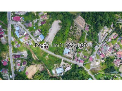 0.98 Acre Commercial Land, Ampangan, Seremban, Negeri Sembilan For Sale