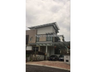 Exclusive 2.5 Storey D-Villa @ Saujana Glenmarie, Shah Alam