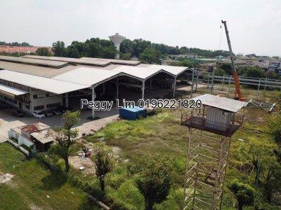 2 Storey Office Cum With Single Storey Warehouse, Bukit Kemuning, Shah Alam [FOR SALE]