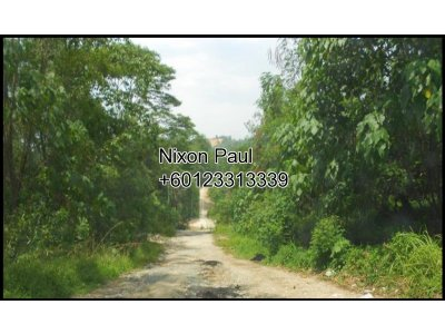 6.5 Acres Agriculture Land In Gombak, Kuala Lumpur