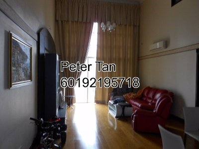 3 Storey Fully Renovated Penthouse at Pelangi Mont Kiara