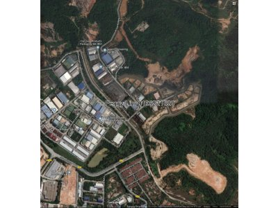 Industrial Land, Taman Kundang Jaya, Rawang, For Sale