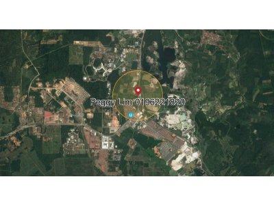Block Tittle, 52.57 acre Agriculture Land, Seri Iskandar