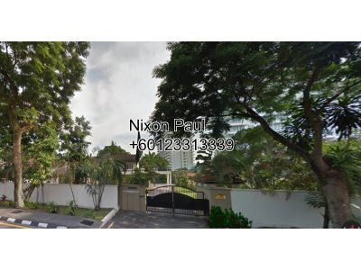Bungalow With Pool In Ampang Hilir