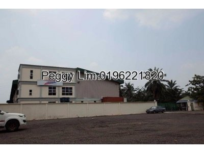 Factory For Sale Teluk Gong, Klang