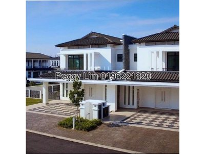 Semi-D House Eco Majestic ,Semenyih For Sale