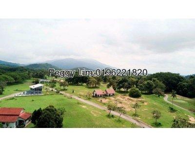 6994sq ft Residential Land A'Famosa Alor Gajah, Jalan Kemus, Melaka