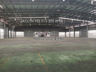 3 Storey Detached Factory @ Glenmarie Industrial Park, Shah Alam