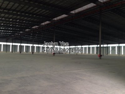 Warehouse @ North Port, Klang