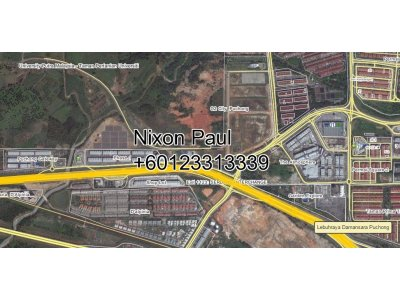 1.66 Acres Commercial Land In Puchong South/ Fronting LDP Highway
