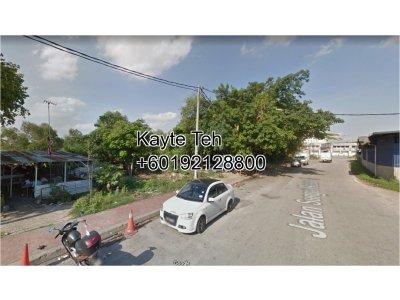 Industrial Land @ Sungai Rasau, Klang, Selangor