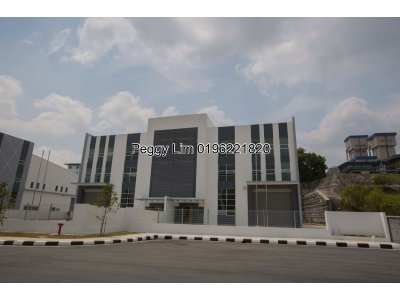 Semi D factory for Sale, @ Kundang Industrial Park, Kundang Jaya, Rawang