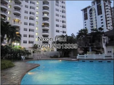 PENTHOUSE AT ONE AMPANG AVENUE, AMPANG