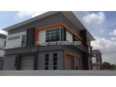 2sty Semi D Factory To Let Alam Perdana Industrial Park, TPP 11/4